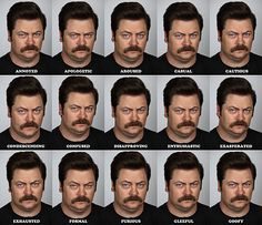 Buzzfeed:Why Nick Offerman is the Greatest man who ever live.d