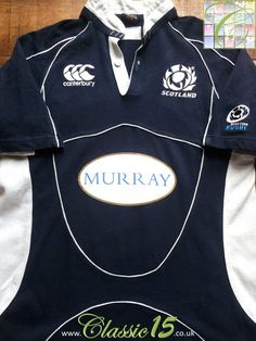 6c28dad9f7a 37 best Classic Scotland Rugby Shirts images in 2019