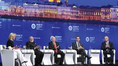 On Thursday the St. Petersburg International Economic Forum (SPIEF) opened, and will continue with presentations and discussions on scientific and technological breakthroughs and planned development projects, presented in panels through Saturday, June 3. The panel discussion topics pose...