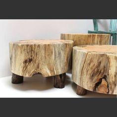 Ceppi e tronchi di legno per arredare casa - Magazine - Tempo Libero - quotidiano.net