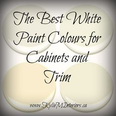 Best White Paint For Trim cool whites, off whites and gray white paint color ideas | home