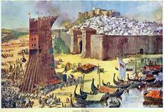 The Siege of Lisbon, from July 1 to October 25, 1147, was the military action that brought the city of Lisbon under definitive Portuguese control and expelled its Moorish overlords.