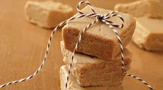 Scottish tablet http://www.gransnet.com/christmas/diy-christmas-presents