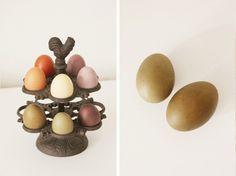 DIY-Anleitung: Ostereier natürlich färben via DaWanda.com