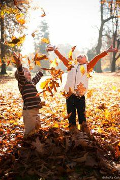13 Ways to Capture the Beauty of Fall, Me Ra Koh