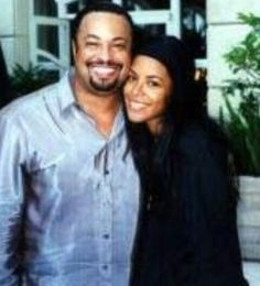 Another rare Aaliyah pic...