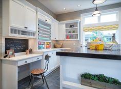 349 best Home Office Craft Room images on Pinterest in 2018 | Desk ...