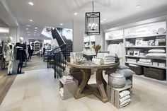 The White Company by Dalziel and Pow, Norwich   UK fashion