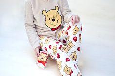 Turn it inside out, primark, pj, pajama, christmas, gift box, winnie the pooh, xmas, winter
