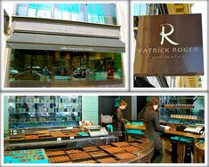 The Best Paris Chocolatiers.  my Parisian neighbor brings me P. Roger's transcendent treats... the candied orange pieces are to figuratively die for ;)