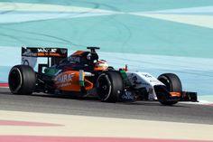 F1 2014: Bahrain Pre-Season Test Results (Wednesday)