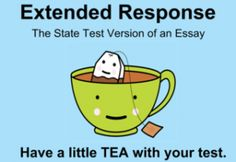 State Assessments: Extended Response | Scholastic.com