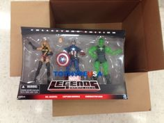 #Target Exclusive 6″ #MarvelLegends Infinite Series Collectors Edition 3-Pack Found In Store http://www.toyhypeusa.com/2014/10/16/target-exclusive-6-marvel-legends-infinite-series-collectors-edition-3-pack-found-in-store/ #Marvel #CaptainAmerica #Toys #ActionFigures