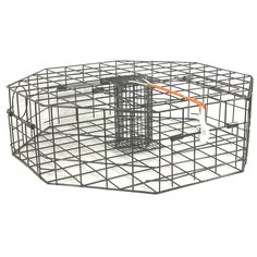Shop for Danielson Metal Octagon Crab Trap. Get free delivery On EVERYTHING* Overstock - Your Online Fishing Store! Fishing Bait, Best Fishing, Crab Mentality, Pesca Sub, Crab Trap, Bait Trap, Best Home Gym Equipment, Fishing Accessories, Military Discounts