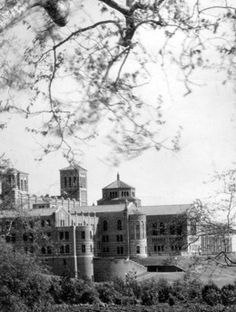 University of California at Los Angeles Westwood Campus circa 1937.