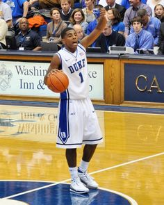Kyrie Irving Duke Blue Devils Photo #6 (Choose Size)