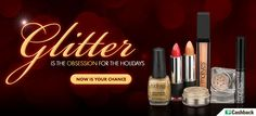 Get your glitter on this holiday season with these amazing products from the awarding winning Motives #cosmetic line.