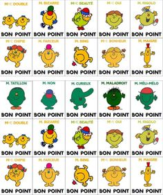 Nice good points to print Mr & Mrs Mr Mrs, Mr Men Little Miss, Le Point, Diy For Kids, Printables, Week End, Manon, Routine Matin, Recherche Google