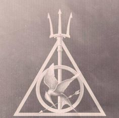 Harry Potter, The Hunger Games, & Percy Jackson