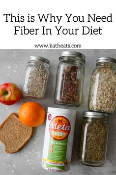 What is Fiber? How to Eat More Fiber. I'm putting on my dietitian hat today to talk all about fiber! Everybody knows it's good for you and part of a healthy diet. Positive Body Image, Nutrition Articles, Registered Dietitian, Fiber Foods, Real Food Recipes, I Am Awesome, Healthy Living, Posts