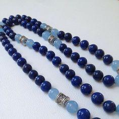 @d_lolas: Feliz viernes a tod@s! Y azul del viernes también para ellos . Un diseño muy especial en #lapislázuli y #aguamarinas