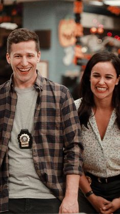Series Movies, Movies And Tv Shows, Brooklyn Nine Nine Funny, Tv Show Couples, Jake And Amy, Jake Peralta, Andy Samberg, Film Serie, Gilmore Girls