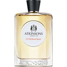 Atkinsons 24 Old Bond St at Barneys.com. For my man. Notes of whiskey.