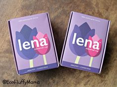 Lena Cup is a fairly new brand of menstrual cup from the USA and brainchild of founder, Vili. Lena Cup came to be as a… Vegan Products, Menstrual Cup, Cloth Pads, Zero Waste, Period, Healthy Living, Eco Friendly, Heart, Breakfast Nook