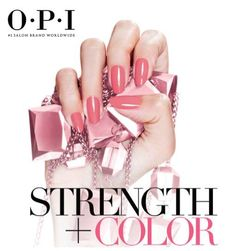 OPI Strength Color Collection 2015