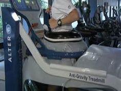 Training and Rehabbing on The AlterG Anti-Gravity Treadmill at Elite Health Services #TriathlonTraining #SportsRehabilitation #WeightLoss
