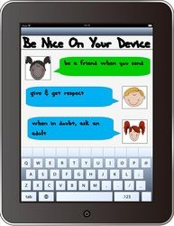 Digital Citizenship Posters  Several really good ones!