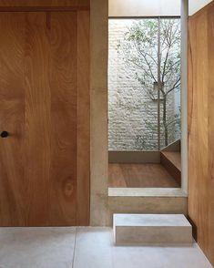Casa Americana intervención en una preexistencia Materials and structures Interior Decor