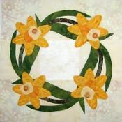 Applique Block of the Month 3/2015