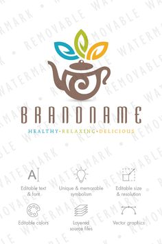 Best 25 Tea Logo Ideas On Pinterest A Merchandise