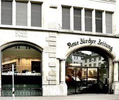 Neue Zürcher Zeitung (NZZ), Falkenstrasse 11, in Zürich-Seefeld. Foto Roland zh. CC BY-SA 3.0 Mansions, House Styles, Home Decor, Art, Photos, Newspaper, Art Background, Decoration Home, Room Decor