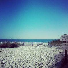 I love it here...  Jacksonville Beach, Florida