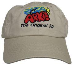 Arkie Tan Fisherman Hat  www.arkiejigs.com
