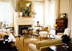 Rose Bay Renovation 04  Living Room by Spitzmiller & Norris, Inc.