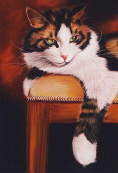 Cards, Cats-Art, ABrunner - 35 | Flickr - Photo Sharing!