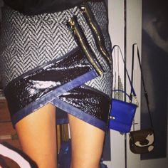 In looove with that skirt!
