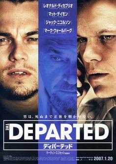 ディパーテッド - Yahoo!映画