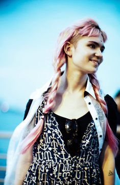 Grimes at Hudson River Park