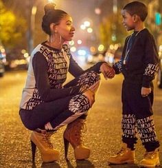 #Mother #Son #Fashion