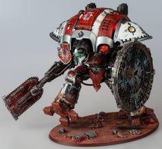 Warhammer 40k   Imperial Knights   Imperial Knight #warhammer #40k #40000…