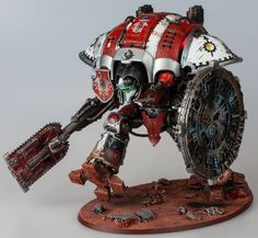 Warhammer 40k | Imperial Knights | Imperial Knight #warhammer #40k #40000 #wh40k #wh40000 #warhammer40k #gw #gamesworkshop #wellofeterntiy #miniatures #wargaming #hobby #tabletop