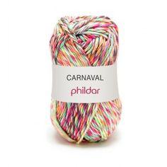Phildar Carnaval - zomergaren - wolplein.nl