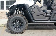 New 2016 Yamaha Wolverine R Spec EPS W/ Aluminum Wh ATVs For Sale in Michigan. 2016 YAMAHA Wolverine R Spec EPS W/ Aluminum Wh, DISCOUNTED OVER $1,500ONLY 2 AVAILABLE AT THIS PRICE! Cast aluminum wheels, white painted plastics and aggressive graphics makes this 2016 Yamaha Wolverine R-Spec EPS a must have! The all new 708cc DOHC motor is snappy and responsive. Give us a call today!Don't Forget to ask about the Available KFI Plow options for this machine. KFI Plow and Winches are made in the…