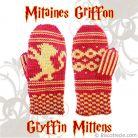 Patron Mitaines Griffon