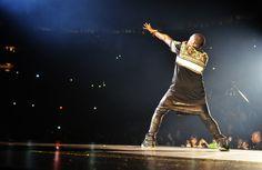 Kanye...I'ma let u finish..but are you wearing a dress?