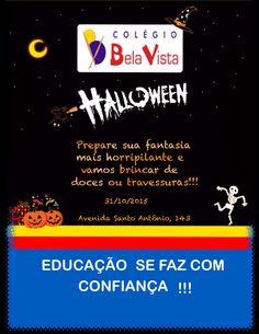 Halloween Colegio BV
